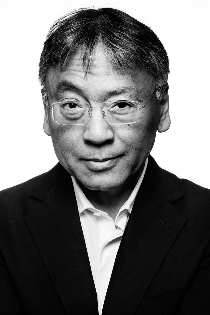 Kazuo Ishiguro for Shortlists 'The Greatest'.